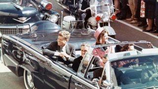 John F. Kennedy a Dallas il 22-11-1963