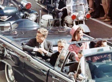 Da documenti desegretati su omicidio JF Kennedy