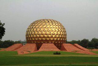 Auroville tempio