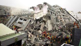 Terremoto devastante