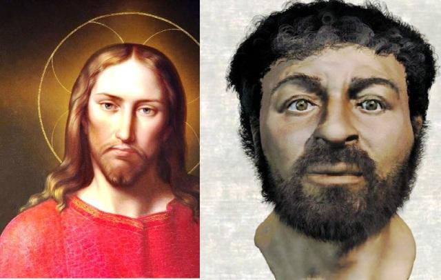 Nuovo volto di Gesù