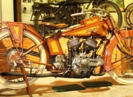 Il mistero della motocicletta Traub 1916