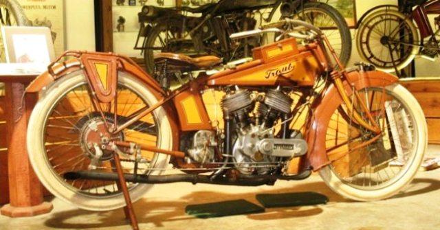 Motocicletta Traub