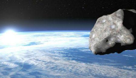 Asteroide 2018GE3 sfiora la Terra quasi inosservato