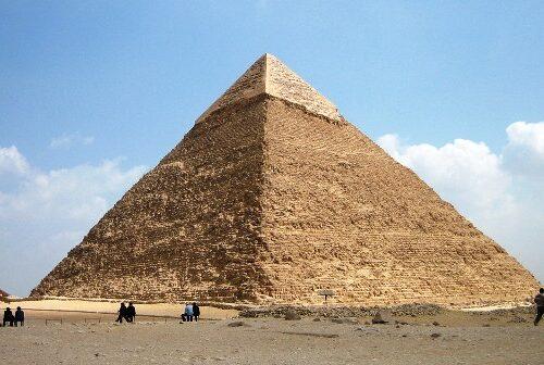 La Grande Piramide di Giza e l'Arca dell'Alleanza