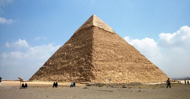 Grande Piramide di Giza