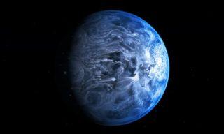 HD-189733b pianeta dove piove vetro