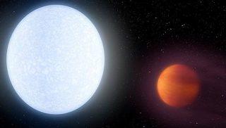 KELT-9b pianeta più caldo