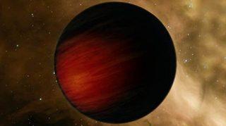 TrES-2b pianeta oscuro