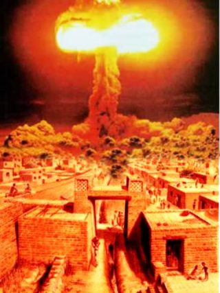 Antica bomba atomica