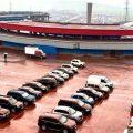 Norilsk pioggia di sangue