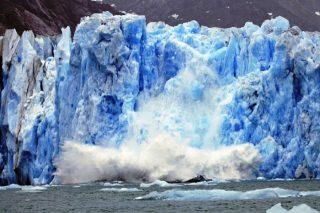 Riscaldamento globale ghiacci