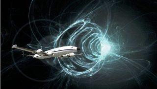 Aereo distorsione spazio-temporale