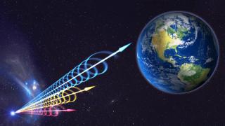 Segnali radio dallo spazio