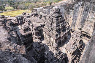 Tempio di Kailasa - Ellora - India