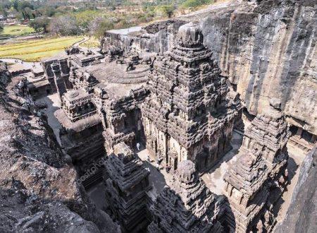 Tempio di Kailasa in India: come fu costruito?
