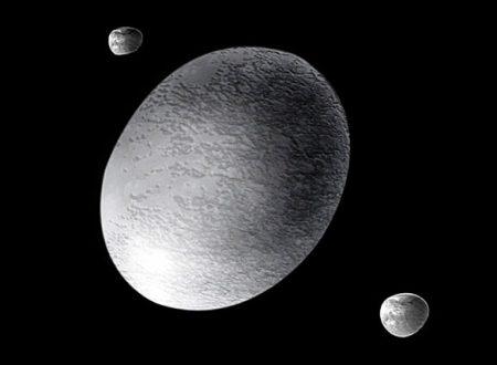 Cercando Pianeta 9 scoprono un nuovo pianeta nano