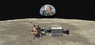 Luna e missione Apollo