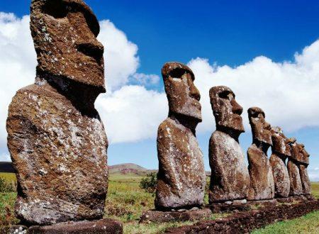 Il mistero di Rapa Nui o Isola di Pasqua