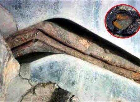 I tubi di Baigong hanno 150 mila anni