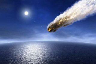Asteroide sul Mar Nero