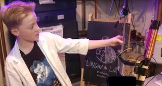 Max Loughan - dispositivo energia libera