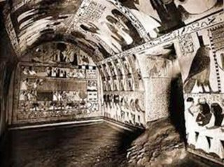 Progetto ISIS: tomba di Osiride