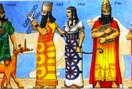 Il mondo antidiluviano e le sue civiltà