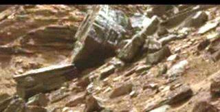 Rovine su Marte 1