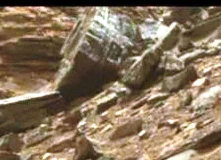 Rovine su Marte? Il Rover Curiosity invia altre foto