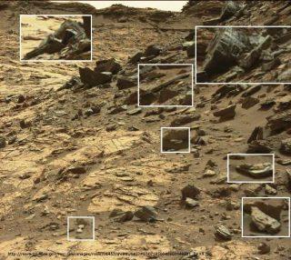 Rovine su Marte 2