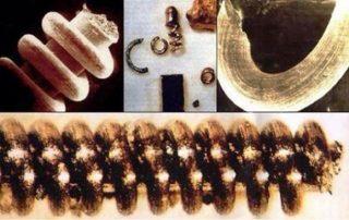 Antiche nanostrutture