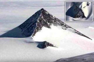 Piramidi in Antartide