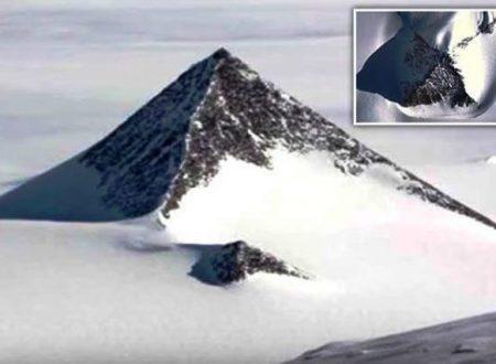 Piramidi in Antartide, solo picchi rocciosi?