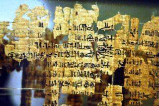 Papiro di Torino