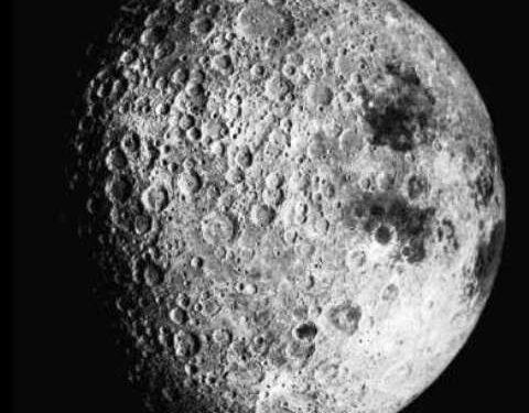 Una piramide sulla Luna? I misteri della Luna + video