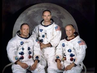 NASA - Astronauti Apollo 11
