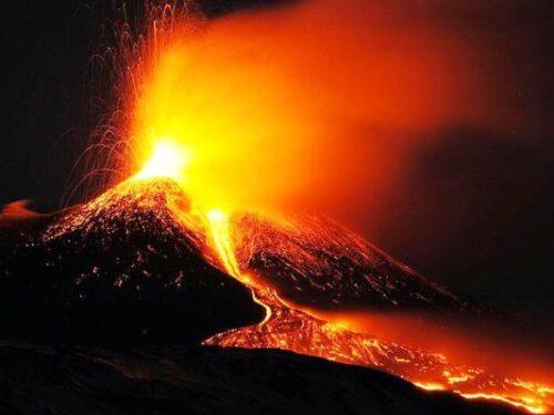 Il vulcano Etna è già crollato nel 6000 a.C.