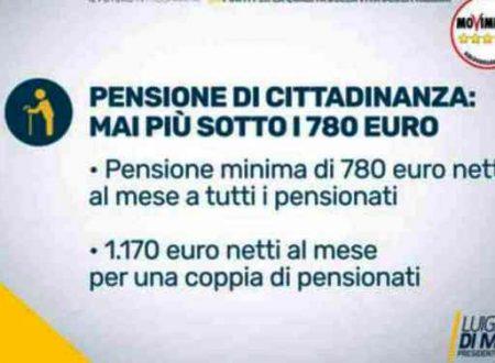 La grande illusione della pensione di cittadinanza