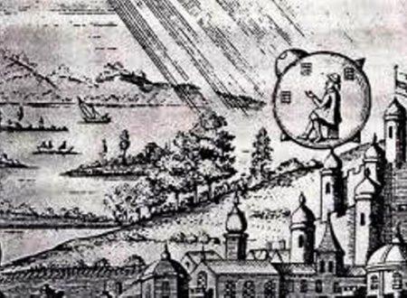 Il misterioso avvenimento di Alençon in Francia nel 1790