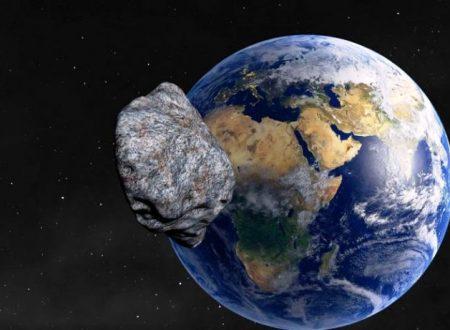 Asteroide 2019NF1 di 96 metri passerà vicino alla Terra