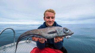 Pesce raro preistorico 2