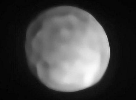 Scoperto un nuovo piccolo pianeta nano: Hygeia