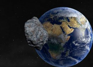 Asteroide 2019UM12