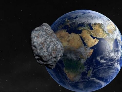 Asteroide 2019UM12 passerà vicinissimo alla Terra sfiorando la Luna