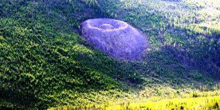 Cratere Patomskiy 2