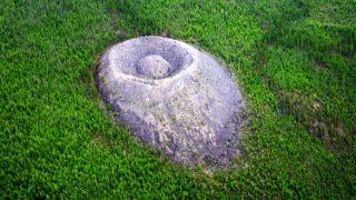 Cratere Patomskiy