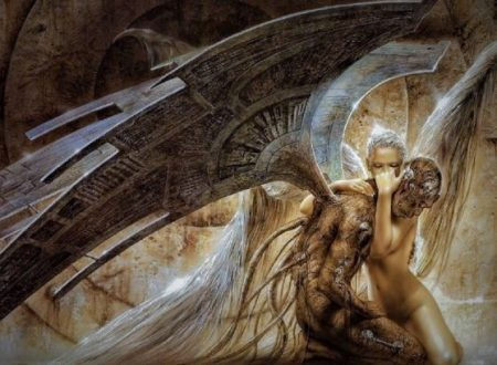 Enochiano il linguaggio perduto degli angeli caduti
