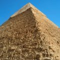 Piramide di Cheope - pietre prefabbricate