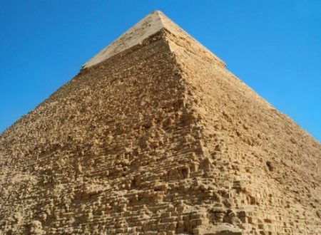 Le pietre prefabbricate dell'antico Egitto